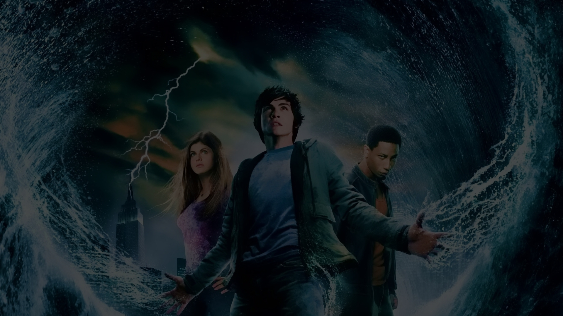 Percy Jackson The Movie | Most Entertained Character